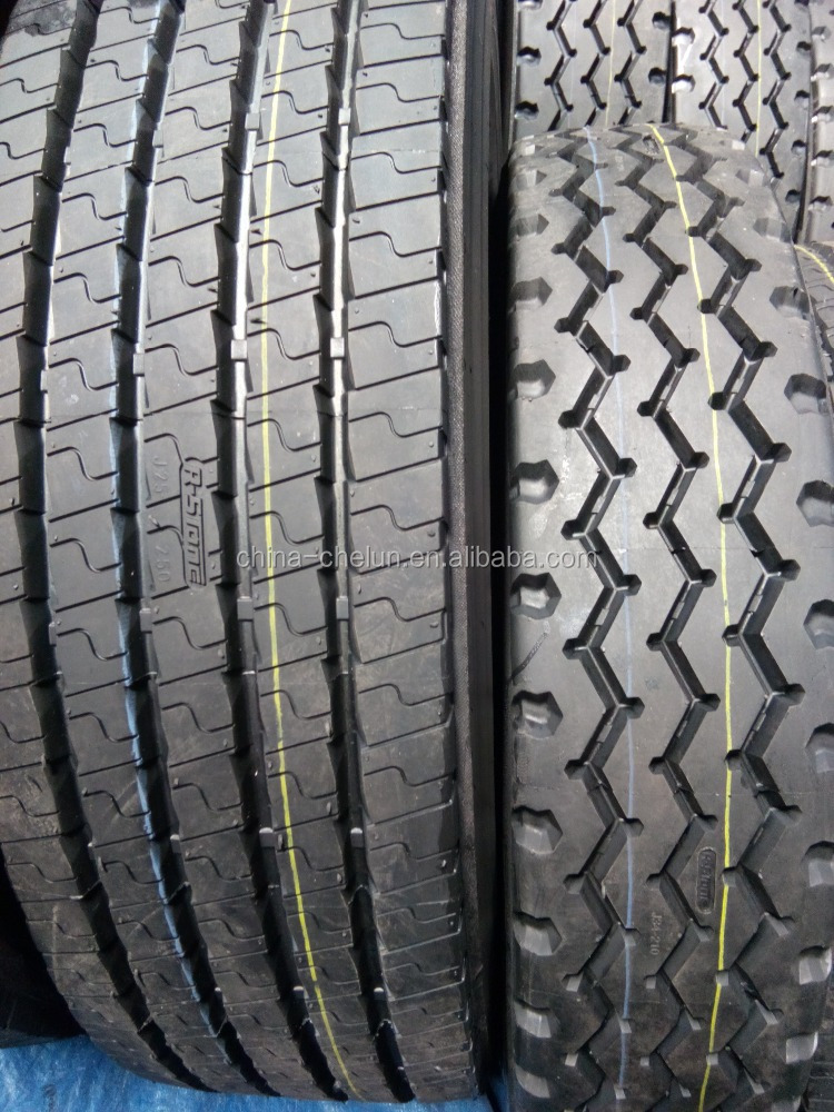Second hand tire and 235-255mm Width Radial Japanese Used Tires
