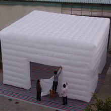 Hot Sale Inflatable Buildings /Inflatable Cube Tent For Outdoor
