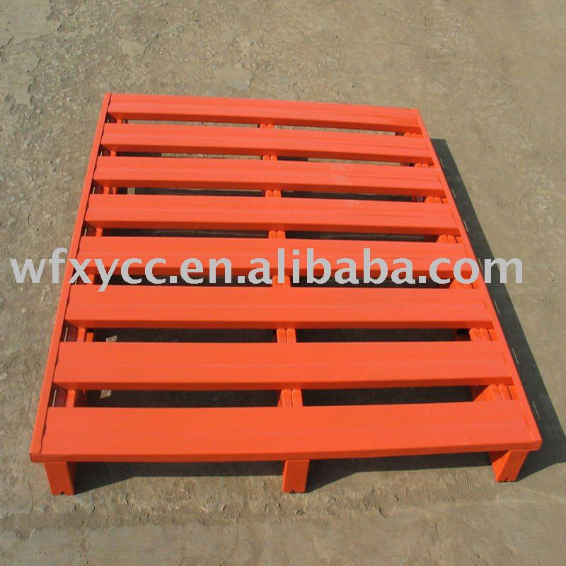 single sided pallet and steel packing pallets