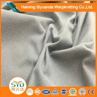 high abrasion resistant vinyl polyester material crepe dress fabric