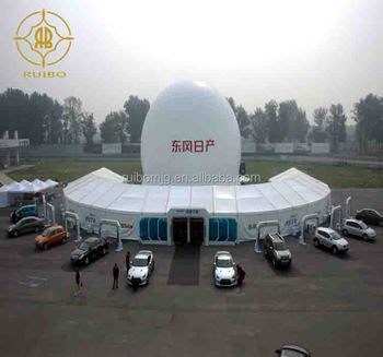 Canton Fair Event Tent With ABS Wall 15X30, Trade Show Tent