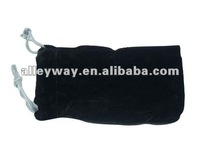 mobile phone velvet drawstring bag