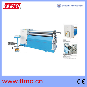 HER2500x6.5 TTMC Roller Hydraulic electric rolling machine