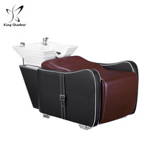 salon hair washing bed backwash shampoo bowl salon furniture shampoo bed