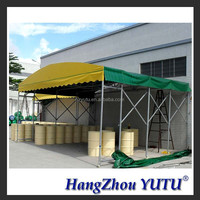 TLP0263 Industrial Storage Tent For Temporary Warehouse