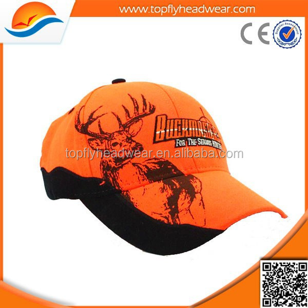 Cheap Custom Suede Baseball Cap with Printed Logo