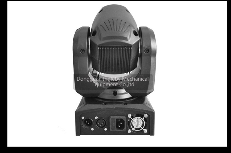 Professional stage gobo sharby beam 60W mini spot LED moving head lighting