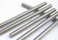 zinc plated threaded rod