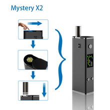 Health care vaporizer dry herb electronic cigarette colorful 2017 new technology
