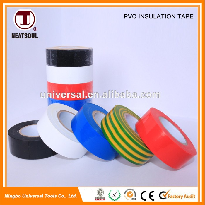 China Wholesale products PVC Electrical Insulation Adhesive Tape