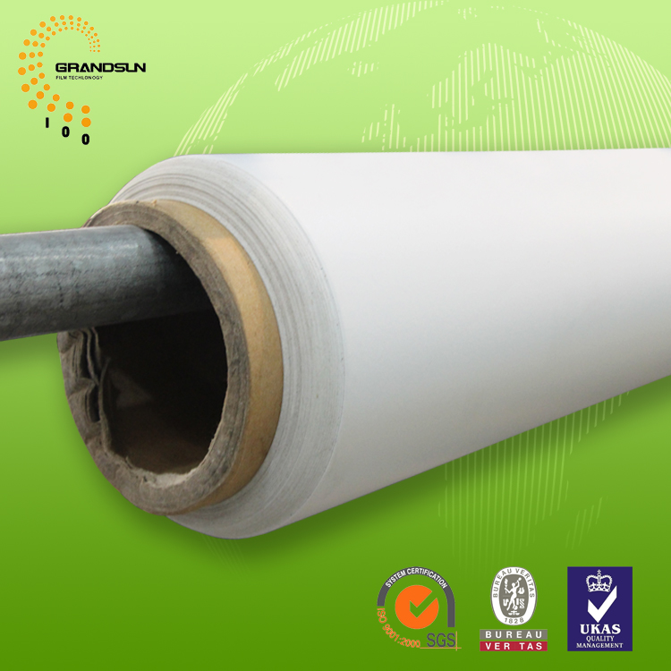 Best price of flexible clear transparent pvc film with low