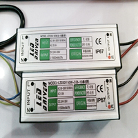 Waterproof led driver 50W constant current 1500mA power supply