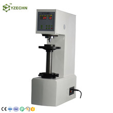 YZE precious brinell hardness tester indenting business