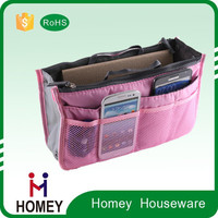Multi-functional Travel Bag In Bag Organizer Inner Storage Bag Handbag Organizer