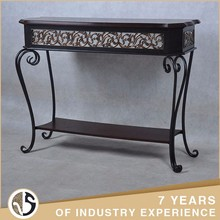 Antique home Decoration Wed wood curve Console Table China