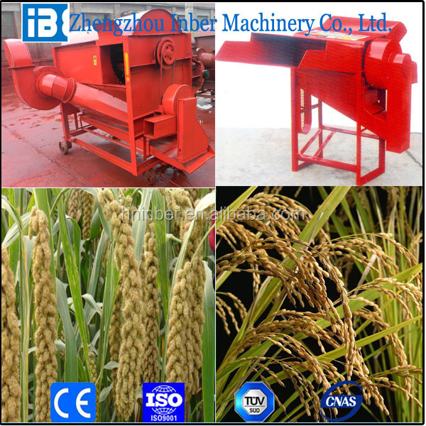 multi crop thresher for grains rice wheat sorghum millet