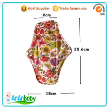 AnAnBaby ODM Breathable Snaps Menstrual Best Sanitary Pads