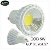Favorites Compare TUV/CE/RoHS approved GU10 5W cob LED Spot light Big Promotion