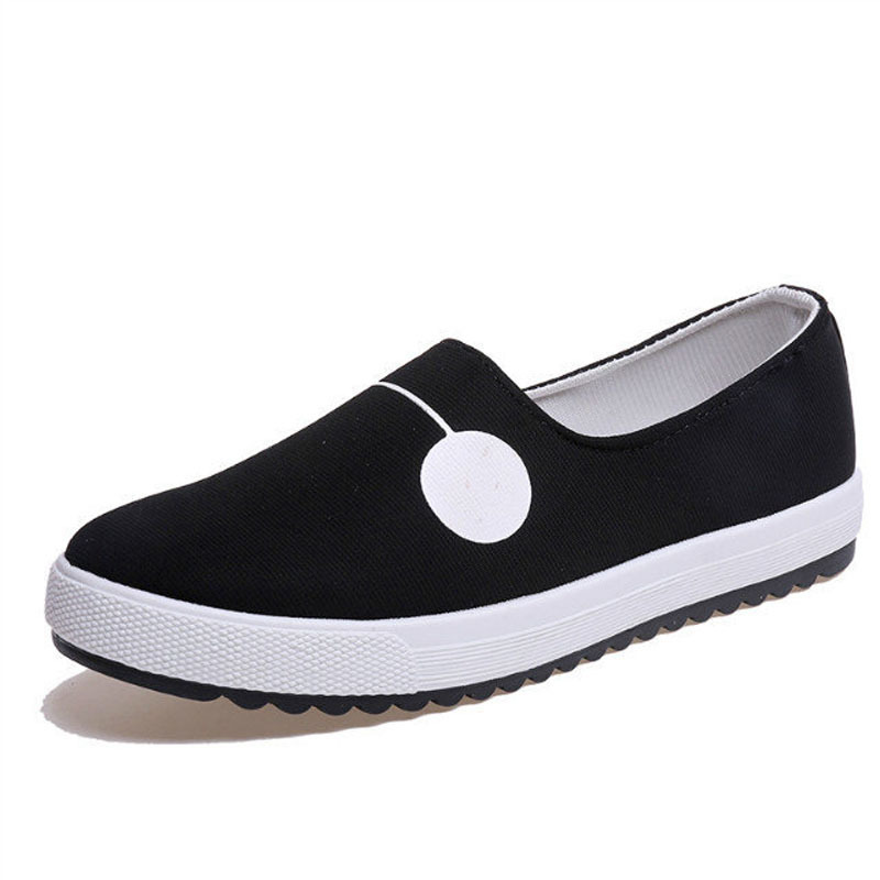 d973ea93097a Get Quotations · Korean Style 2015 Hot Sale Spring Summer Autumn Big Hero  Cartoon Women Flat Shoes Cute Slip
