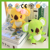 Top sale good quality lovely little koala plush toy for home decoration