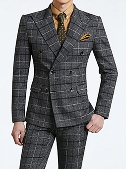 New beach style casual men's wool suits, View suit, Conquerant ...