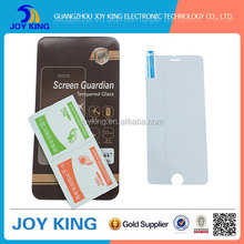 factory price for iphone 6 tempered glass screen protector 0.3mm