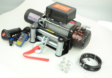 towing off road electric winch off road winch 12000lbs for 4x4 off road with fast speed
