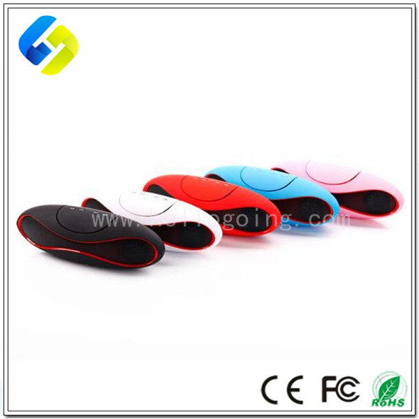 Latest Design Rugby football bluetooth speaker Multimedia Speaker with usb