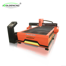 60A-200A cnc router plasma cutter for metal cnc plasma cutting machine price discounted