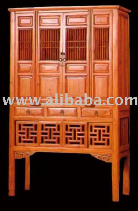 19th Century Zhejiang Kitchen/Chicken Cabinet