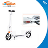2016 NEW design Double Suspension Kick Scooter PU Large Wheels folding Adult Kick Scooter