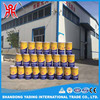 Spraying Non curing rubber asphalt waterproof coating for buildings liquid rubber bitumen