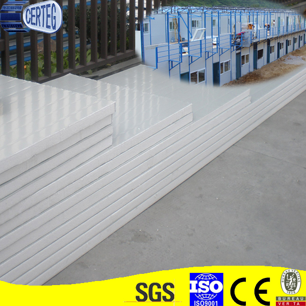 1 4 Eps Wall Panels : Eps sandwich panel for floor concrete wall