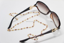 Elegant Ropes For Sunglasses Metal Glasses Chain eye glasses rope metal chain for glasses