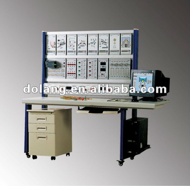 Programmable Logic Controller Training Equipment DLPLC-SIMGA,equipment for engineering college