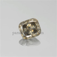 2ct Cognac Diamond 7mm x 6.5mm CushionCut South Manufactures Suppliers In India Natural Semi Precious 100% Genuine Gemstones