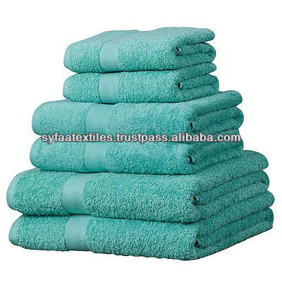 Pakistan Best Quality Highly Exported Cotton Terry Towel