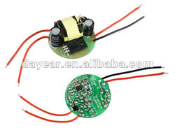 open frame 5w 700mA led driver for led bulbs and down light