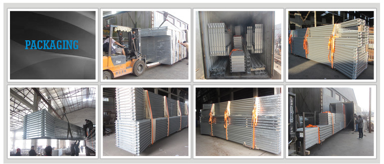 Aluminum Main Floating Dock For Sale