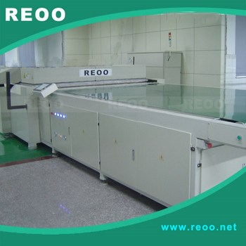 REOO Full automatic solar panel laminator Turnkey basis quality warranty machine 3600*2200mm