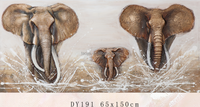 elephant wall hanging paintings famous oil painting nude art