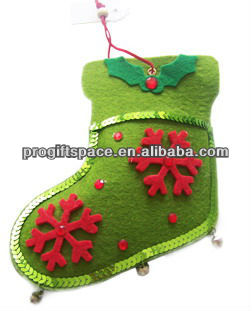 aliexpress hot sale new christmas decoration products christmas tree decorative stocking for christmas