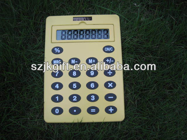 big size desk calculator for promotion gift and christmas gift calculator