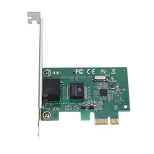 PIC Express Fiber Optic Lan Card ethernet network interface card network adapter with Realtek Chipset R8111E