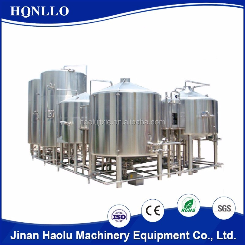 Home brew craft beer manufacturing system,electrical heating beer brewing project