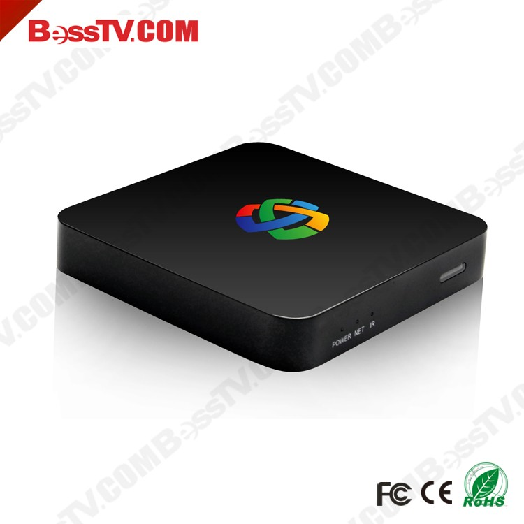 High quality Best Android 4K TV Box lifetime Free Subscription Arabic HD IPTV Box Channels