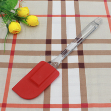 Custom different colors flexible silicone spatula butter for sale
