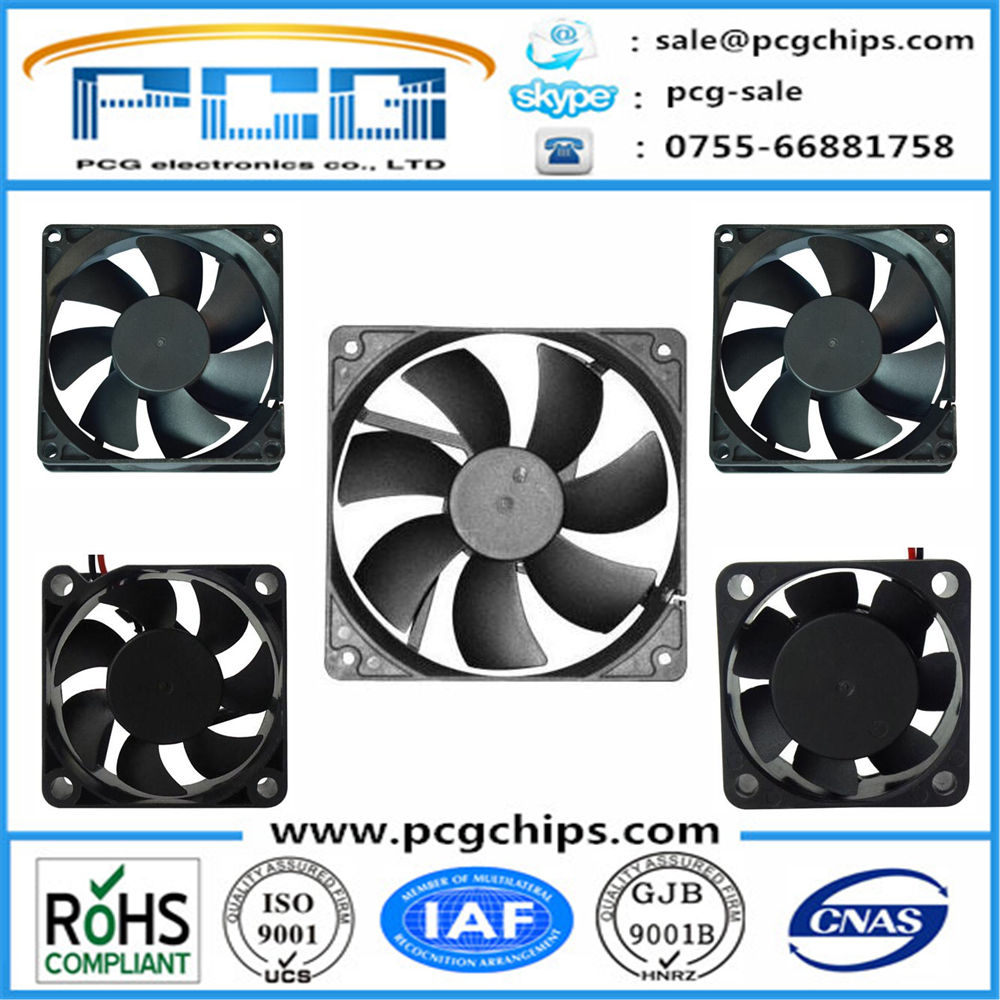 Olive shaped axial flow fan TGH17055A2BT high temperature resistant iron blade ball