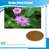 Japanese Thistle Herb Extract/Herba Cirsii Japonici / Radix Cirsii Japonici