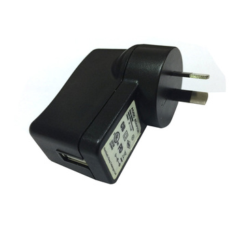 Wholesale oem manufacturers universal AU 5V 2.1A usb travel charger phone wall charger with SAA certification